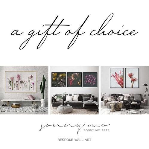 Gift E-Card