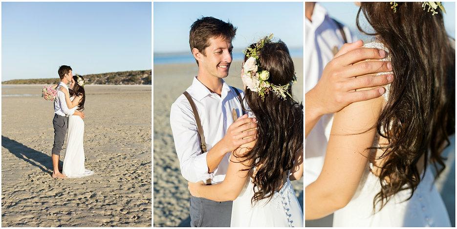 bohemian wedding detail photos