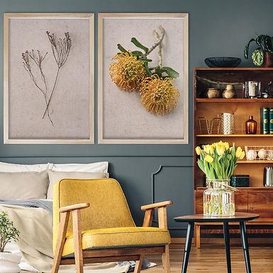 Fynbos Print Set | Collection 2