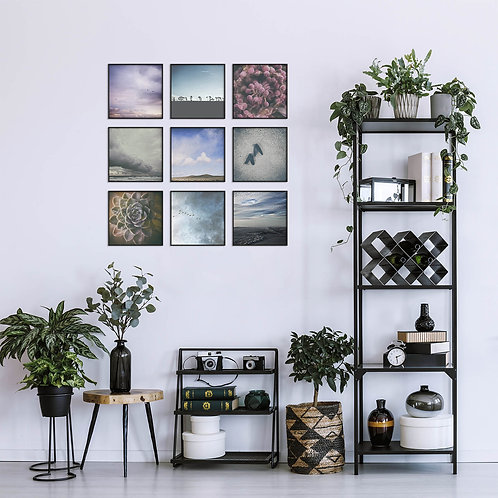Nature Wall Art Gallery Print Set