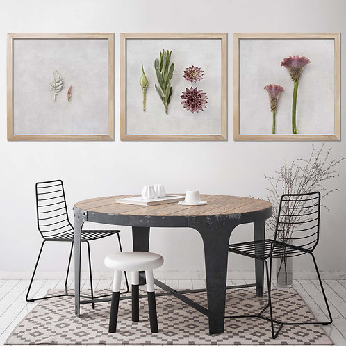 Ethereal Botanicals Print Set | Collection 4