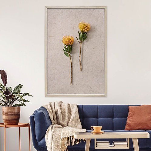Fynbos Wall Art | Single Print 3