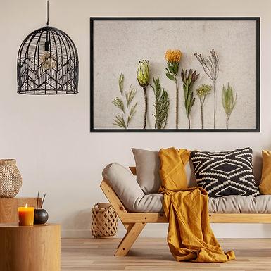 Fynbos Wall Art | Single Print 1