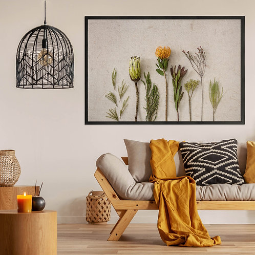 Fynbos Wall Art | Single Print 1