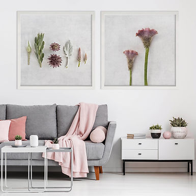 Ethereal Botanicals Print Set | Collection 1
