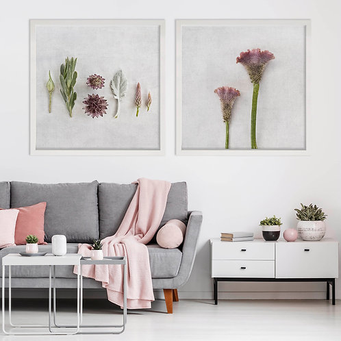 Ethereal Botanicals Print Set | Collection 1