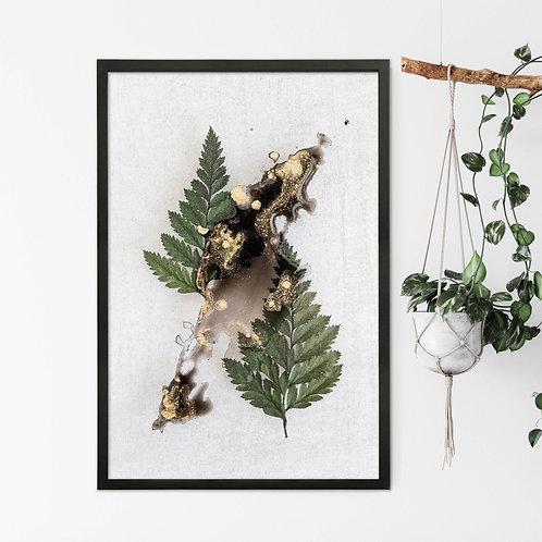 Abstract Nature Wall Art Print 19