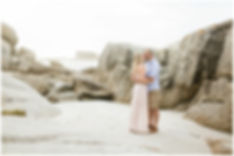 sunset couple session clifton 4th beach fourth beach