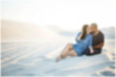couple photo shoot, atlantis dunes, desert, sand dunes, engagement