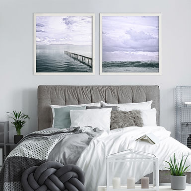 Mesmerized by the Ocean Print Set   Collection 2