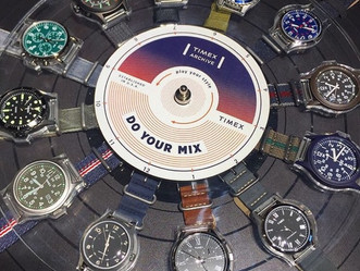 TIMEX ARCHIVE //// DO YOUR MIX ////