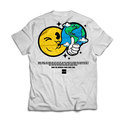 OUTHERE White Tshirt