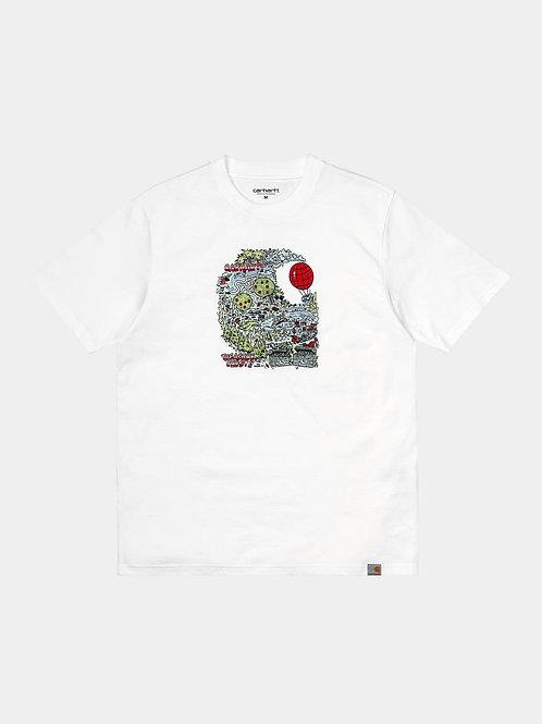 Treasure C Tshirt white