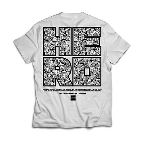 OUTHERE Hero Tshirt
