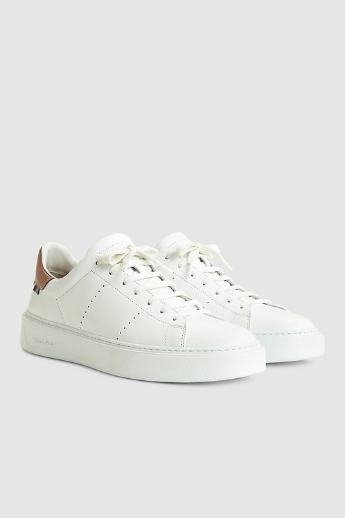 Sneakers Classic COURT bianco/noce