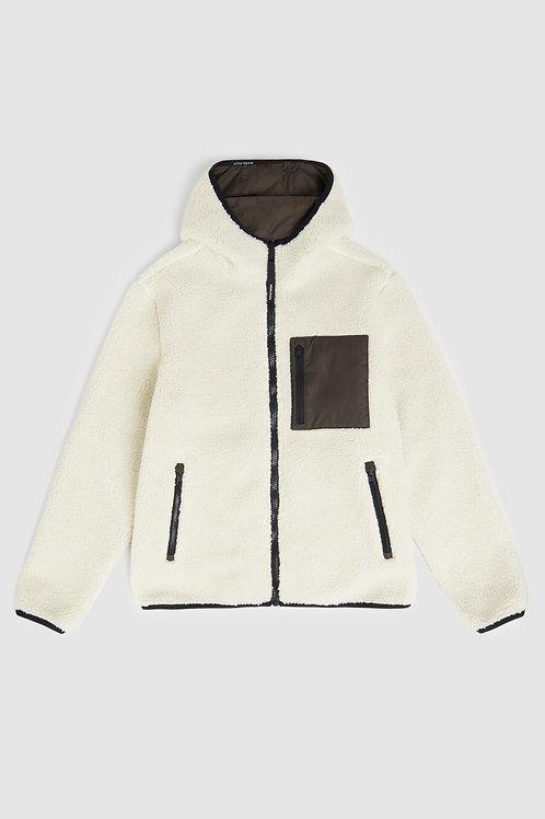 WOOLRICH reversible hoodie