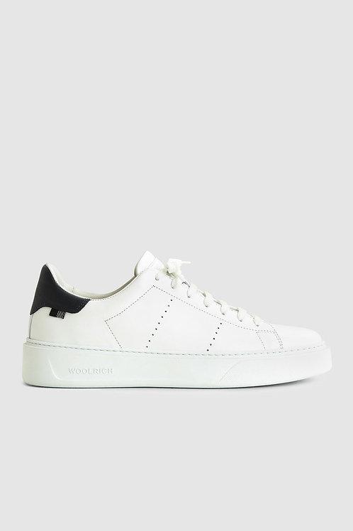 Sneakers Classic COURT bianco/blu