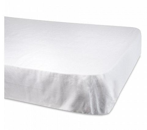 Drap housse coton 80 cm 1 P (10/carton)