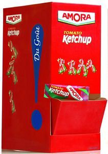 Dosette ketchup