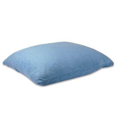 Protège-oreiller bleu (10/carton)