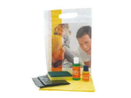 CS (80 kits/carton)