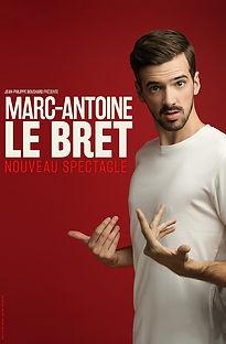 MARC ANTOINE LE BRET