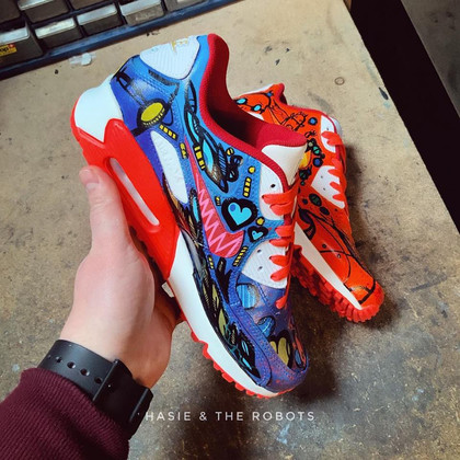 Hasie Nike Kicks