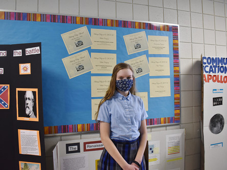 OMPH Students Place in National History Day Competition