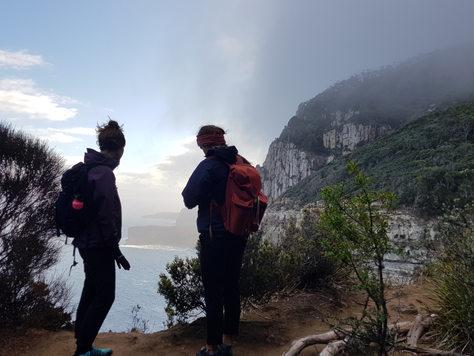 Cape Raoul Winter Tour
