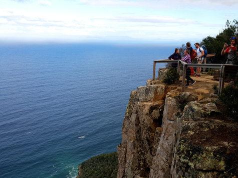 Cape Raoul Lookout