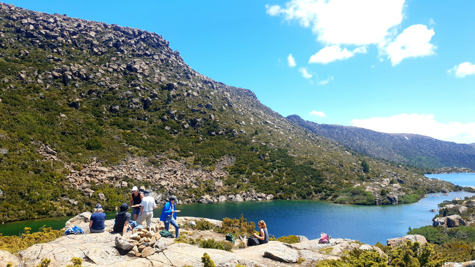 Mt. Field Guided Hike, Tasmania