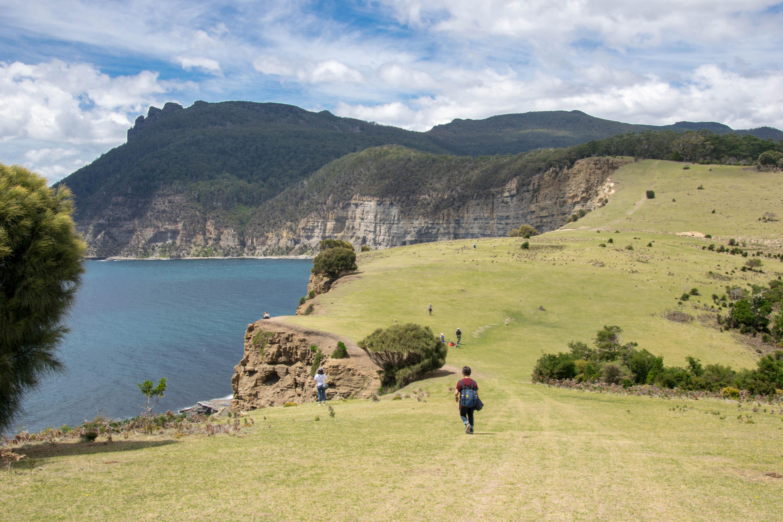 Maria Island Day Hike
