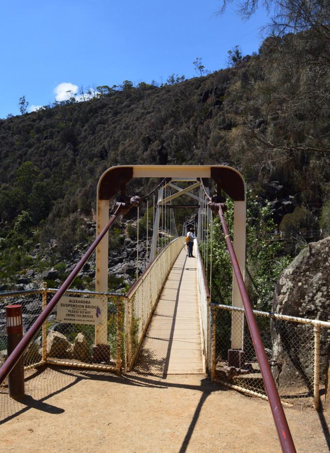 Gorge Suspention Bridge