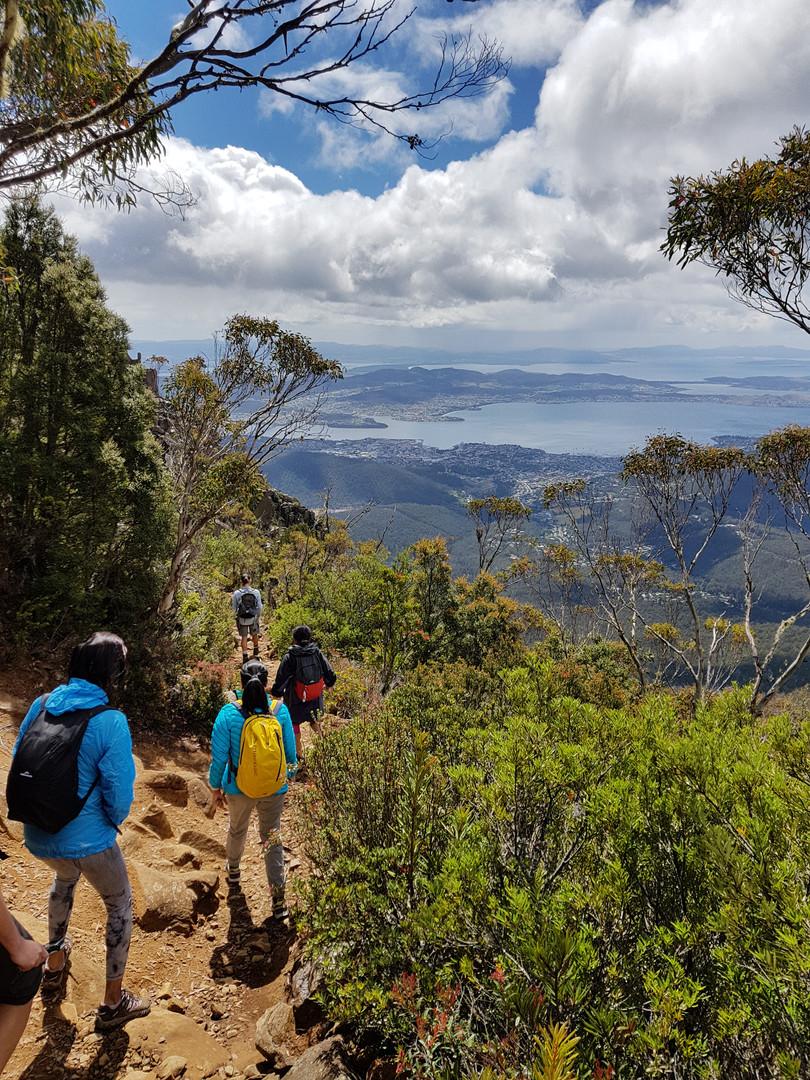 kunanyi/Mt. Wellington