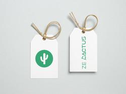 Logotype Ze/Cactus