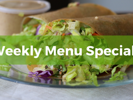 Weekly Menu Specials for 11/23/2020