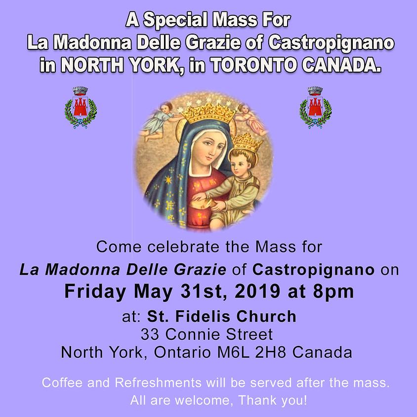 La Madonna Delle Grazie of Castropignano