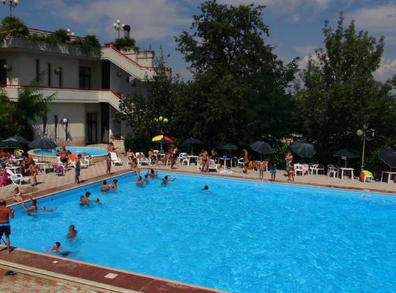 Hotel Palma Pool