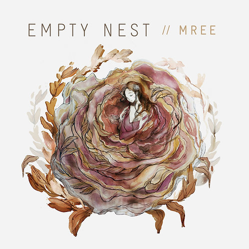 """Empty Nest"" Physical CD"