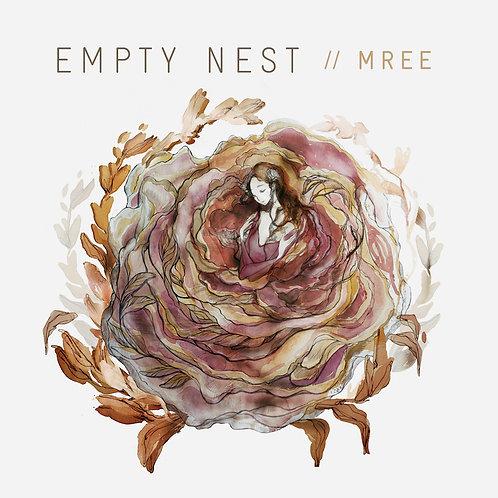 """Empty Nest"" Physical CD"