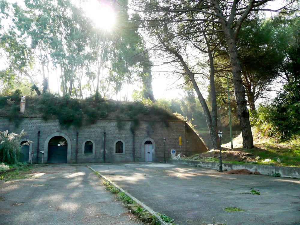 XI - BATTERIA APPIA PIGNATELLI
