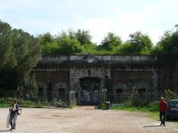 XIV - FORTE PRENESTINA
