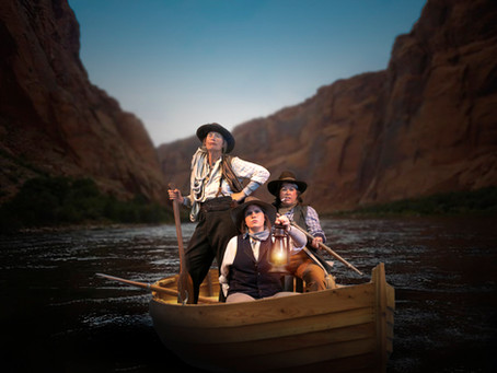 """""""Men On Boats"""" Takes the 'Man' Out of Manifest Destiny"""