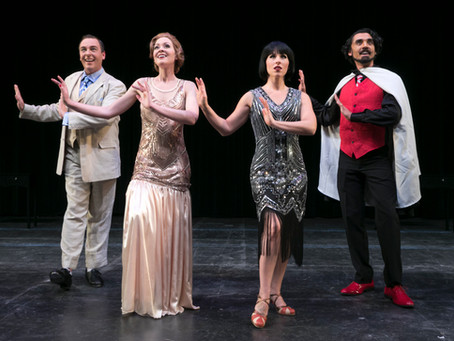 Nostalgic Parody, The Drowsy Chaperone, A Frothy Valentine to Musical Theatre's Past