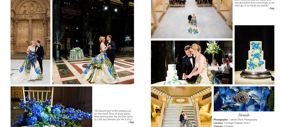 One Whirl Weddings Two Page Upgrade