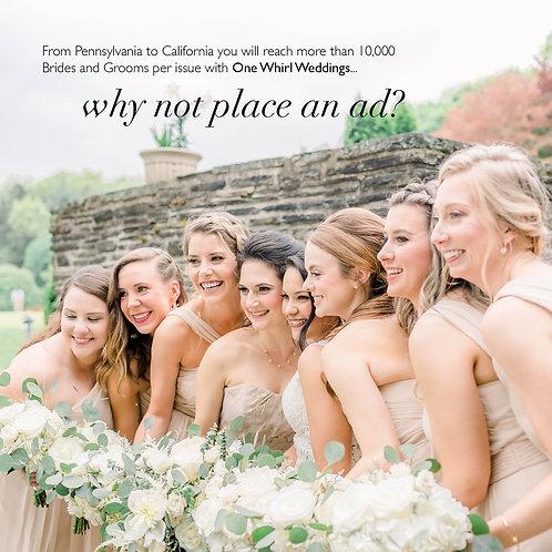Quarter Page E-mag Ad