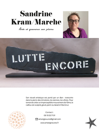 page 13 - Sandrine Kram/Marche