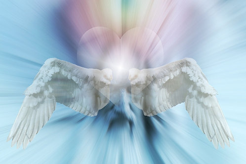 PERSONALIZED ANGEL HEALING GUIDED MEDITATION