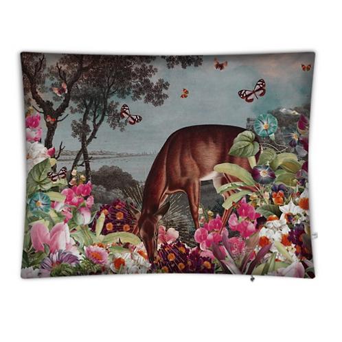 Oh Beautiful Deer Floor Cushion