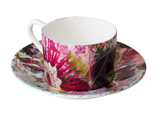 This Land • Coffee Cup and Saucer